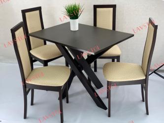 Стол Прованс-3 со столешницей из пластика