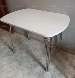 Стол раздвижной Паук со столешницей из пластика