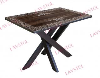 Стол с фотопечатью Прованс-3