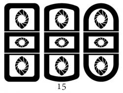 Декоры  Oracal для столов с кожей_11