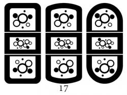 Декоры  Oracal для столов с кожей_13