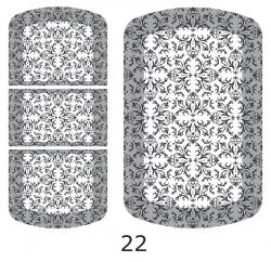 Декоры  Oracal для столов с кожей_18