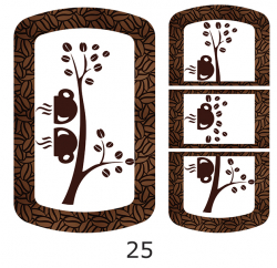 Декоры  Oracal для столов с кожей_21