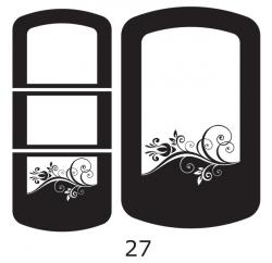 Декоры  Oracal для столов с кожей_23