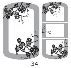 Декоры  Oracal для столов с кожей_30