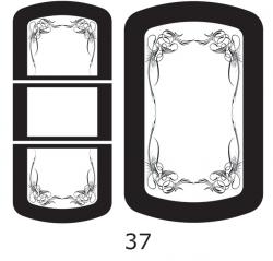Декоры  Oracal для столов с кожей_33