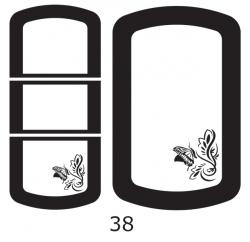 Декоры  Oracal для столов с кожей_34