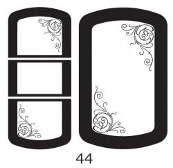 Декоры  Oracal для столов с кожей_40
