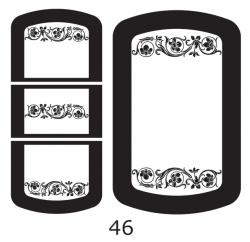 Декоры  Oracal для столов с кожей_42
