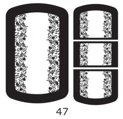 Декоры  Oracal для столов с кожей_43