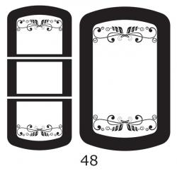 Декоры  Oracal для столов с кожей_44