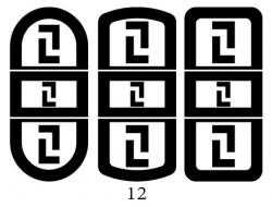 Декоры  Oracal для столов с кожей_8
