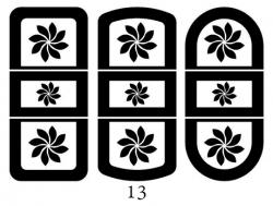 Декоры  Oracal для столов с кожей_9