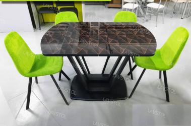 Стол с фотопечатью SEAN-15