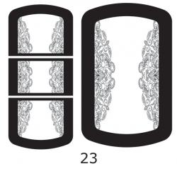 Декоры  Oracal для столов с кожей_19