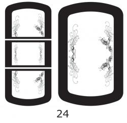 Декоры Oracal для столов с кожей