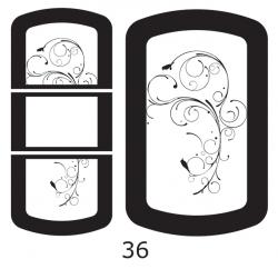 Декоры  Oracal для столов с кожей_32
