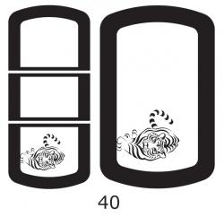 Декоры  Oracal для столов с кожей_36